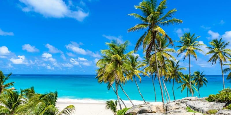 Barbados im April