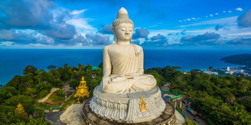 Big Buddha auf Phuket