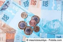 Brasilianische Real - Geld in Brasilien