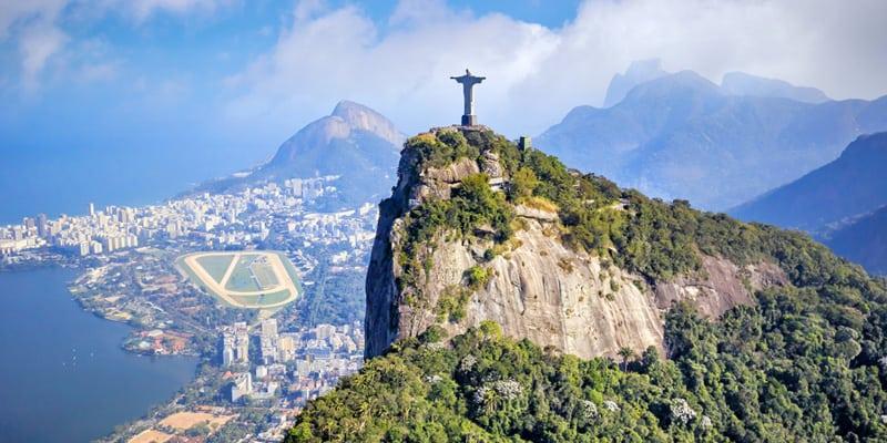 Brasilien im Winter