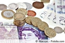 Pfund - Währung in Großbritannien