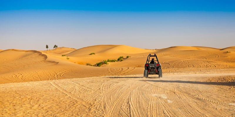 Buggytour in Dubai