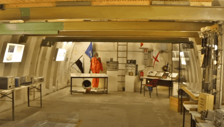 Arkona Bunker & Marineführungsbunker