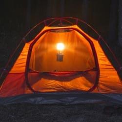 Camping auf Kreta