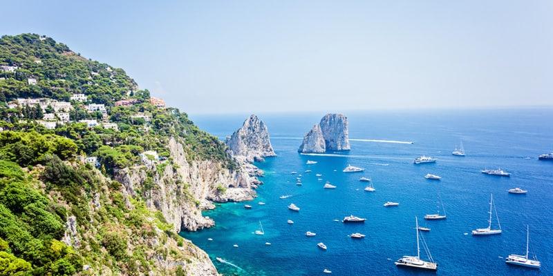 Capri im September
