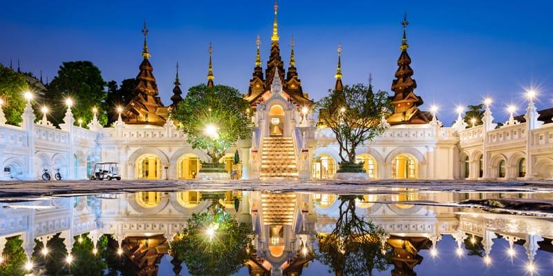 Chiang Mai im November