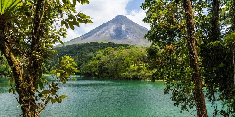 Costa Rica im Winter