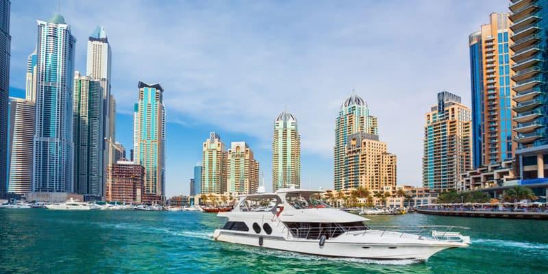 Bootstour in Dubai