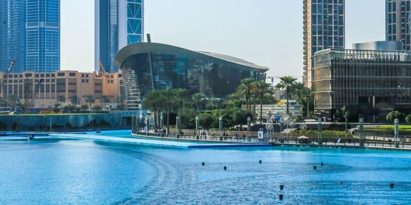 Dubai Oper