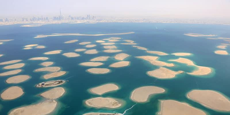 The World in Dubai