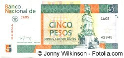 Euro in Peso Convertible wechseln