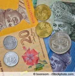 Euro in Ringgit umtauschen