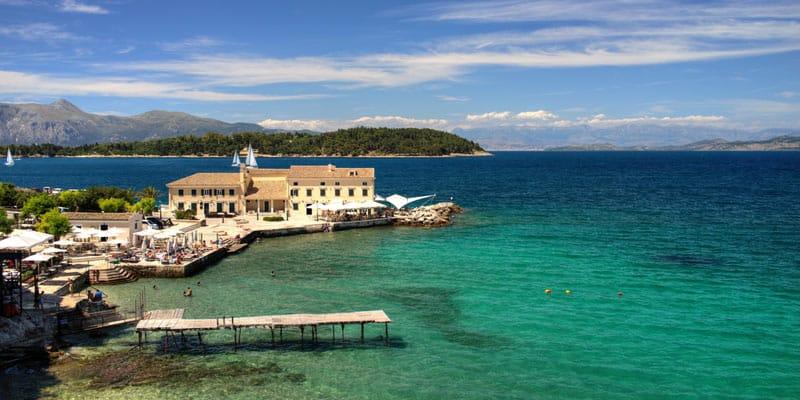 Urlaub in Faliraki