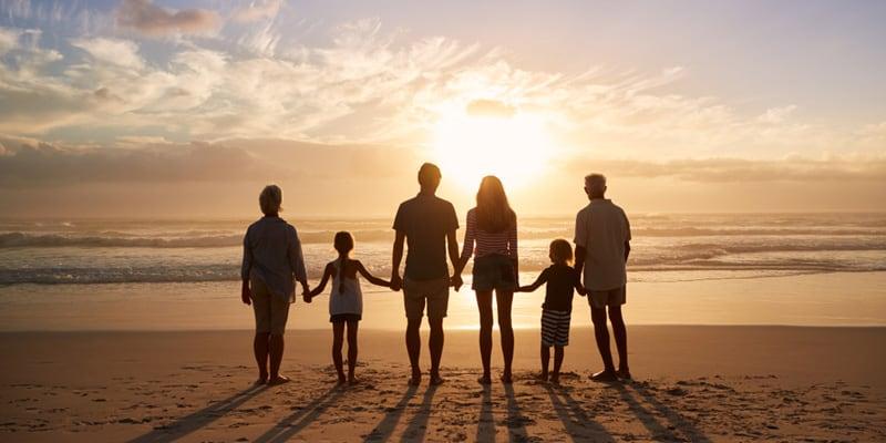 Reiseziele für den Familienurlaub