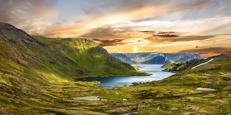 Finnmark und Nordkap