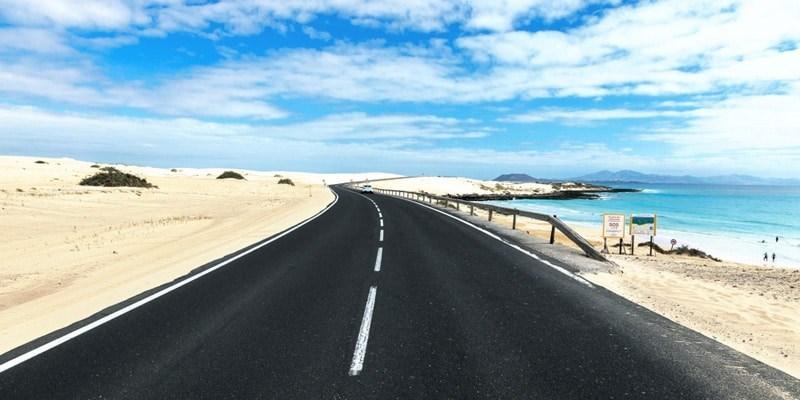 Fuerteventura im Winter