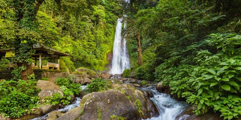 Git-Git Wasserfall