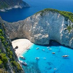 Anreise nach Griechenland