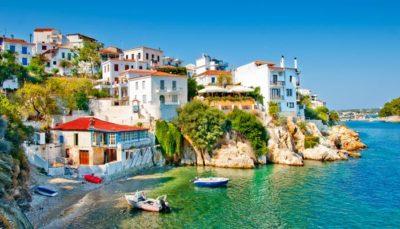 Reisepaket für Griechenland