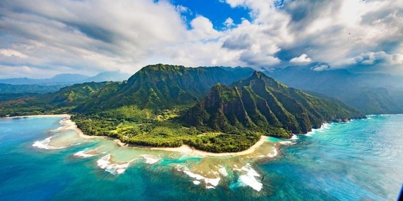 Hawaii im Winter