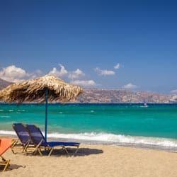 Strand bei Heraklion