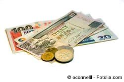 Hongkong-Dollar - Geld in Hongkong
