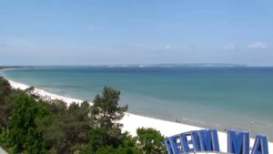 Hotel Am Meer Binz Webcam