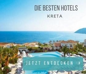 Beliebte Hotels auf Kreta