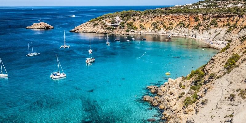 Ibiza im April