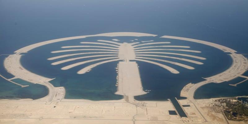 The Palm – Jebel Ali