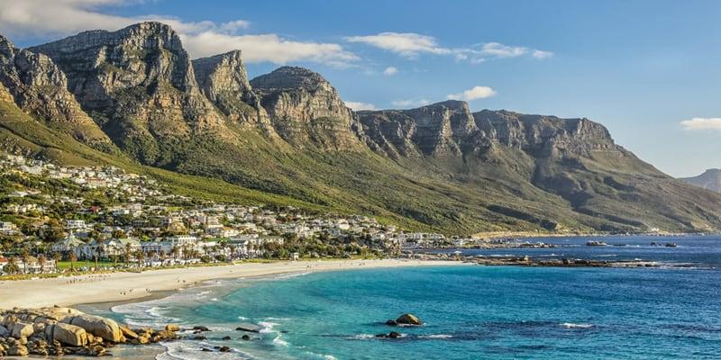Kapstadt im April