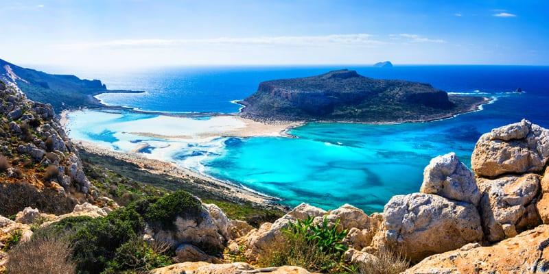 Kreta im April