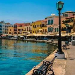 Chania auf Kreta