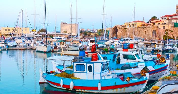 Heraklion auf Kreta