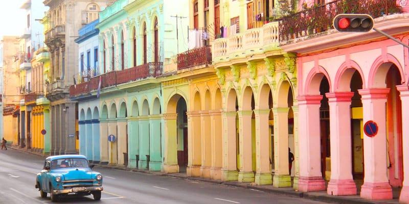 Kuba im Winter