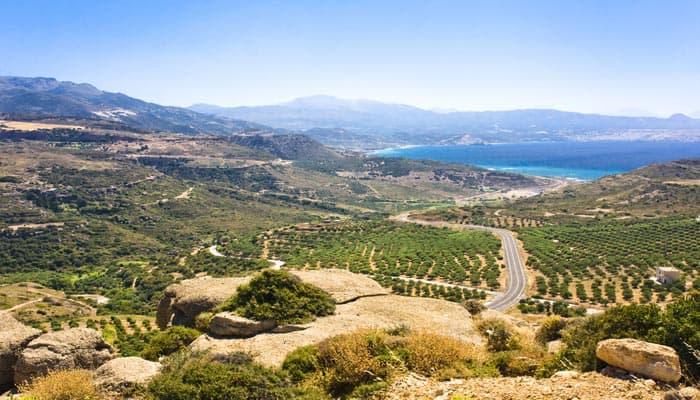 Landrover Safari auf Kreta