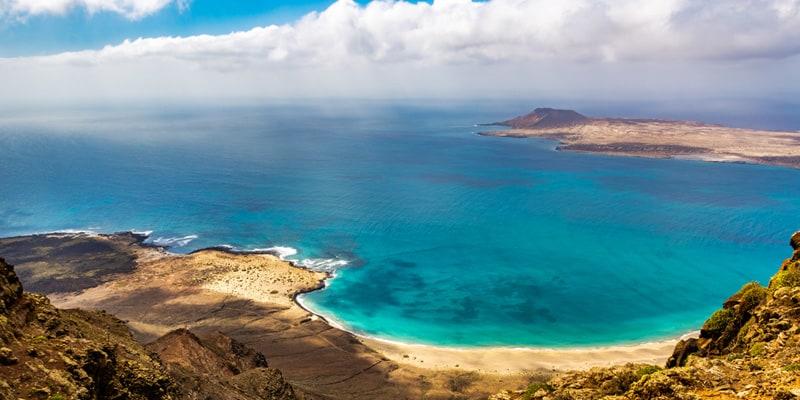 Lanzarote im März