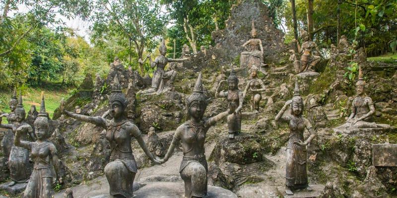 Magic Buddha Garden