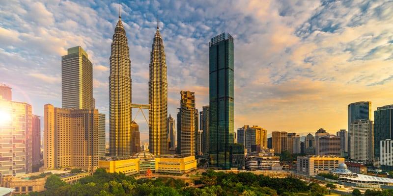 Malaysia im Winter