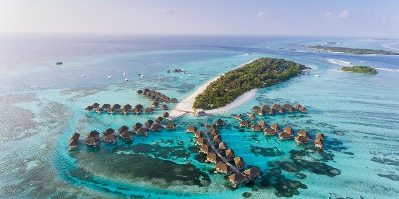 Malediven im Februar
