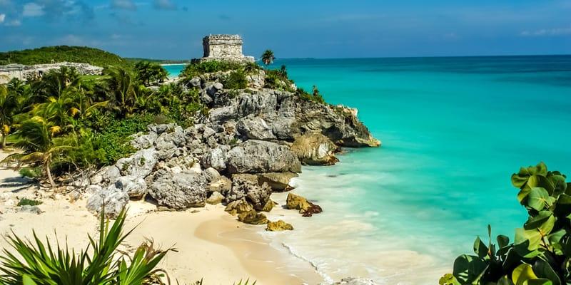 Mexiko im Februar
