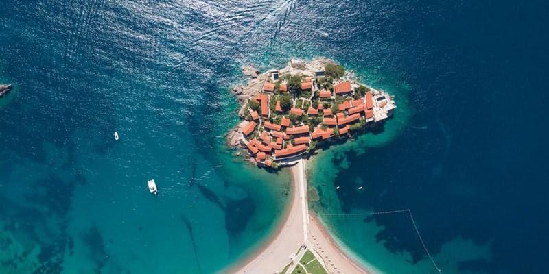 Montenegro im Juni