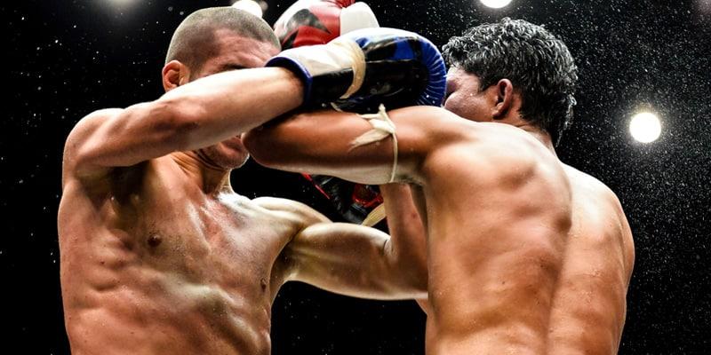 Muay Thai Boxkämpfe
