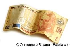 Nuevo Sol - Währung in Peru