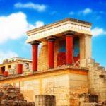 Palast von Knossos bei Heraklion