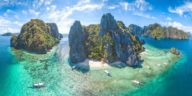 Philippinen im April