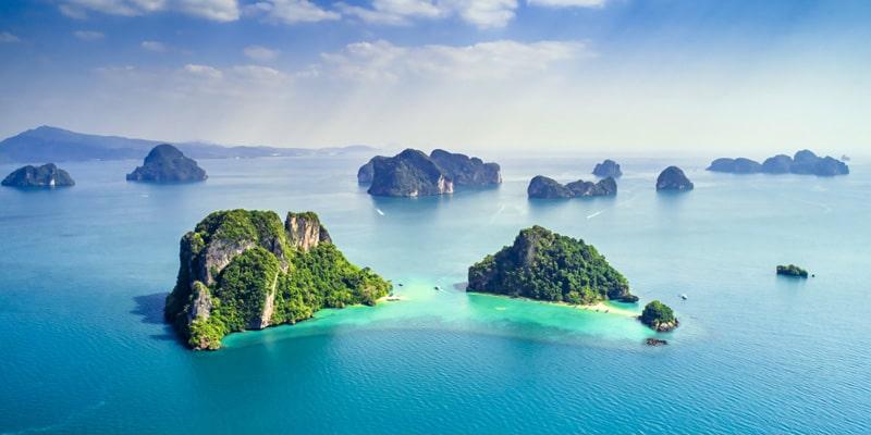 Phuket im Dezember