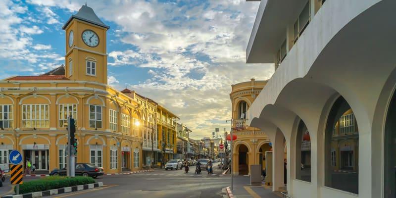Altstadt von Phuket Town