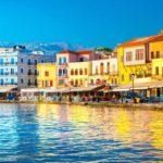 Promenade auf Kreta