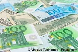 Euro un brasilianische Real wechseln